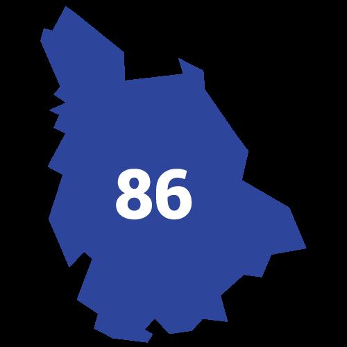 pharmacie à vendre 86